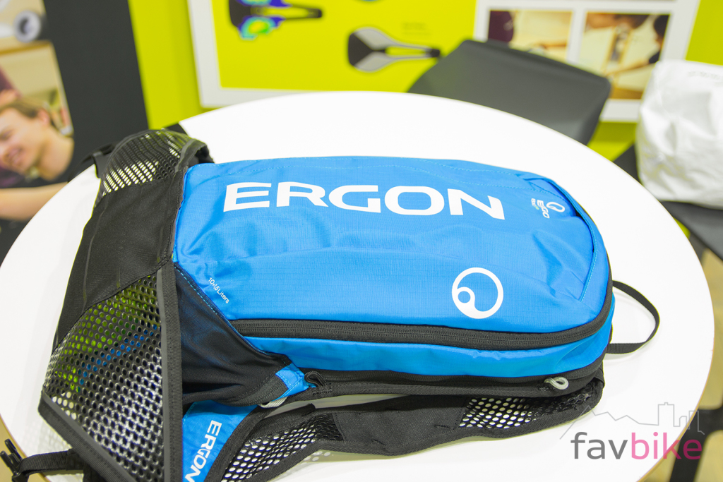Ergon BX4 Evo & BX2 Evo: Durchdachte MTB-Rucksäcke für (Mehrtages-)Touren [Eurobike 2018]