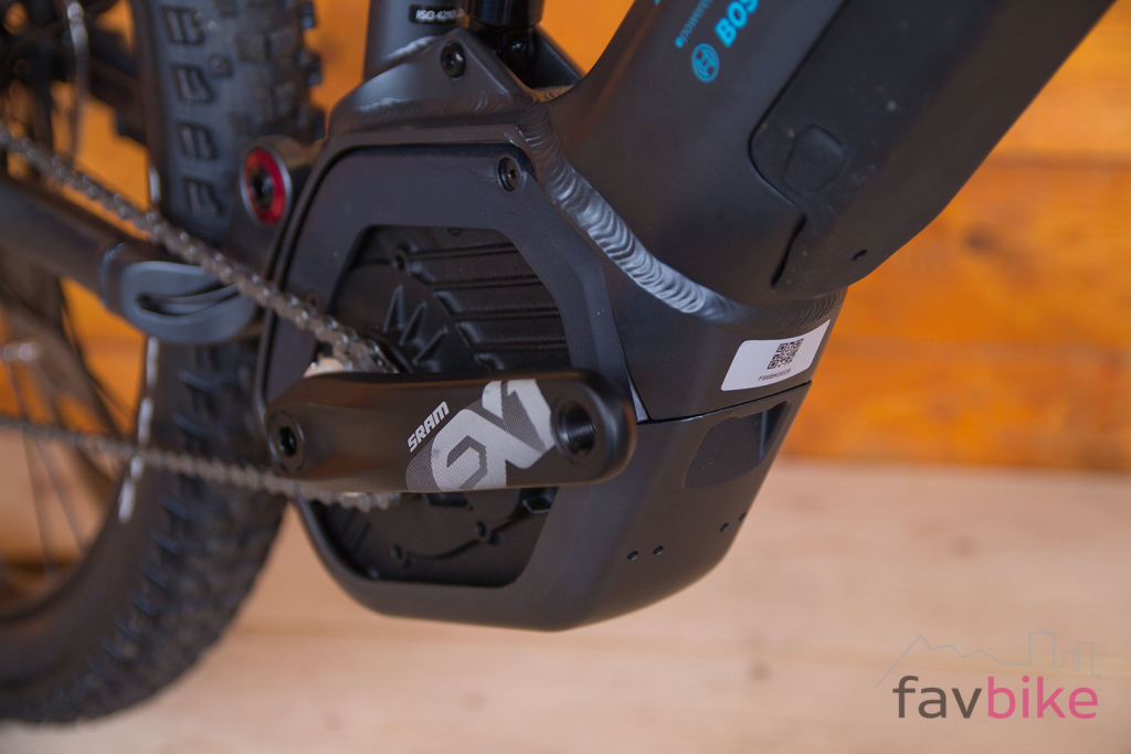 Kona Remote CTRL: Neues eFully mit Bosch-Powertube-Akku [Eurobike 2018]