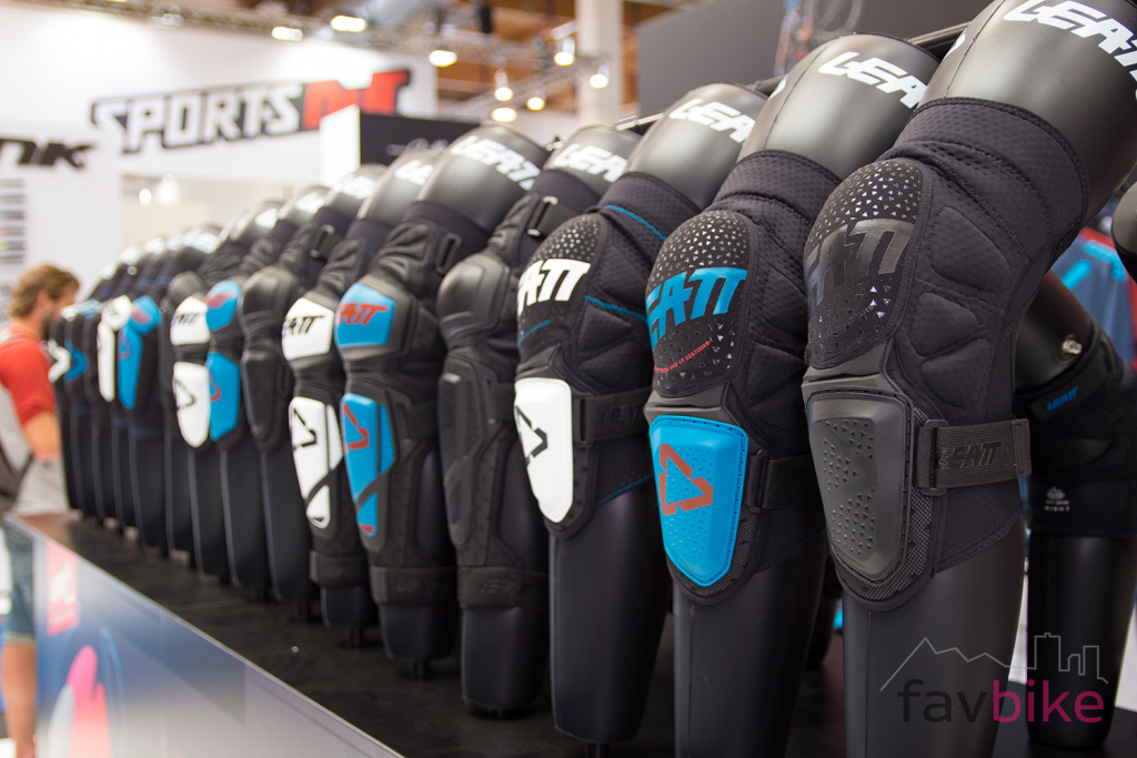 Leatt Knieprotektoren 2019: Großes Update bei den Knee-Guard-Modellen [Eurobike 2018]