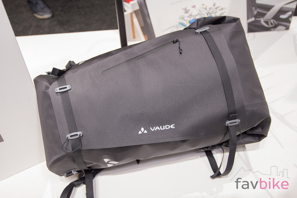 Vaude Proof 28: Wasserdichter Multifunktions-Rucksack aus deutscher Produktion [Eurobike 2018]