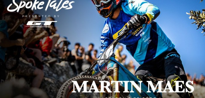 Spoke Tales: Martin Maes – From Rookie To Pro