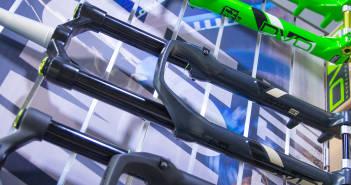 DVO Onyx SC 2019: Singlecrown-Federgabel für den Gravity-Einsatz [Eurobike 2018]