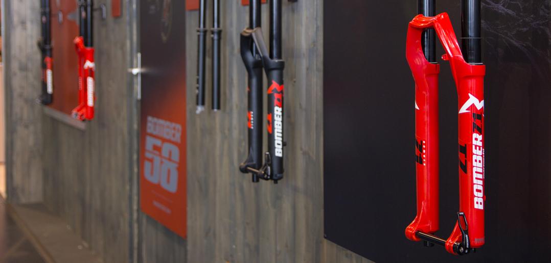 Marzocchi Bomber Z1 & 58: Neue Gabeln zum attraktiven Kurs [Eurobike 2018]