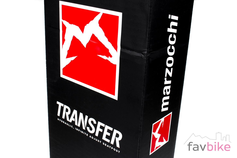 marzocchi transfer dropper post vario sattelst tze absenkbar test review fox 2. Black Bedroom Furniture Sets. Home Design Ideas