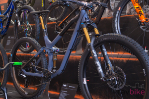 NS Bikes Define: Carbon-Bikes mit 130 und 150-Millimeter-Fahrwerk [Eurobike 2018]