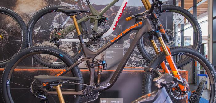 NS Bikes Define: Enduro- und Trail-Bikes mit Carbon-Rahmen [Eurobike 2018]