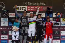 Downhill World Cup 2019 – Leogang: Finaltag und Platzierungen