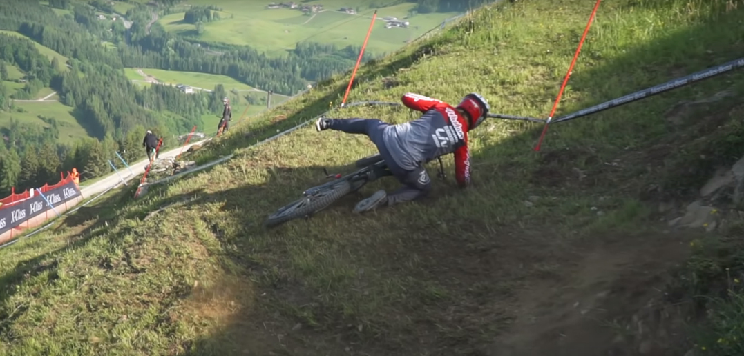 Downhill World Cup 2019 - Leogang: Training