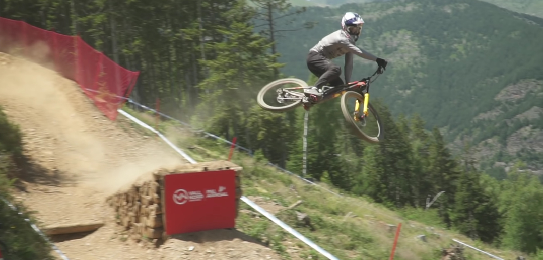 Downhill World Cup 2019 - Andorra: Training / Tag 1