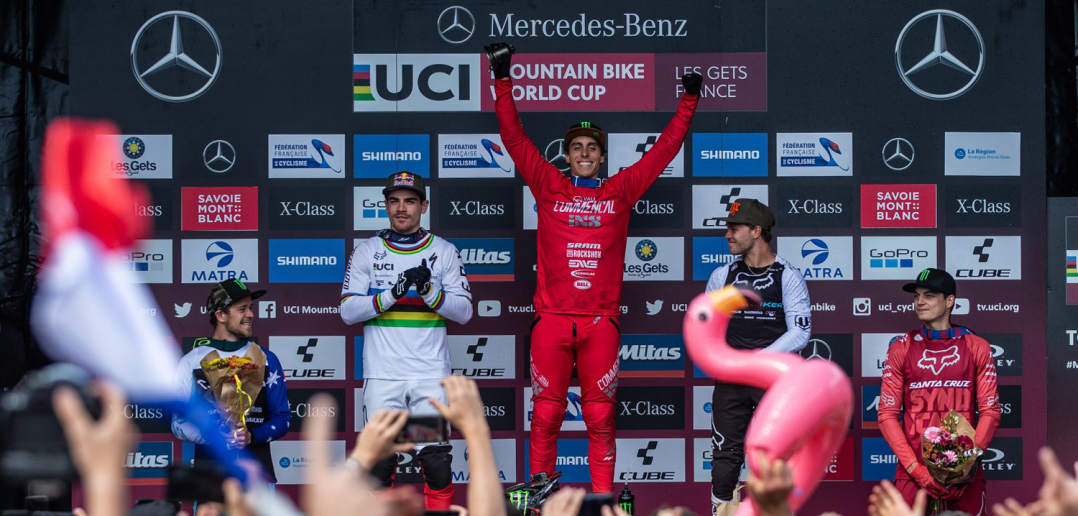 Downhill World Cup 2019 - Les Gets: Qualifying, Rennen und After-Race