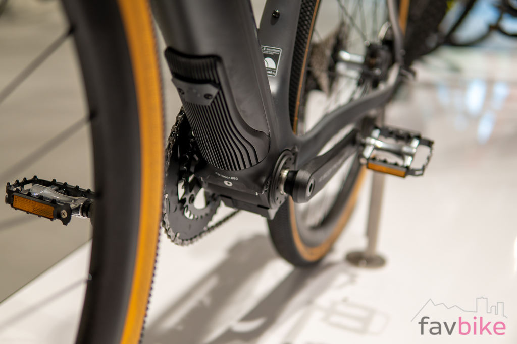Stevens E-Getaway: leichtes e-Gavelbike mit Fazua-Antrieb [Stevens Hausmesse]