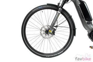 Stevens E-Triton Forma: Sportlicher eBike-Tiefeinsteiger mit ordentlich Power [Test]