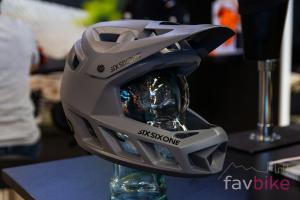 SixSixOne Helm-Prototypen: Halo und Pinnacle als Vorschau für 2020 [Eurobike 2019]