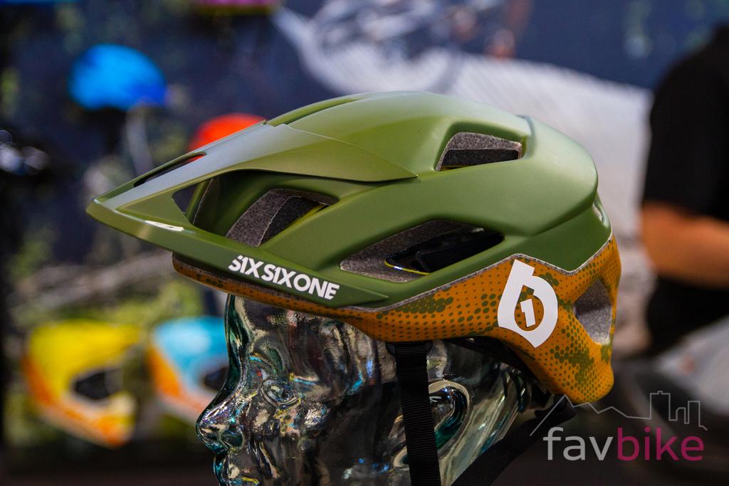SixSixOne Crest und Summit: Neue Halbschalenhelme für Trailrider mit MIPS [Eurobike 2019]