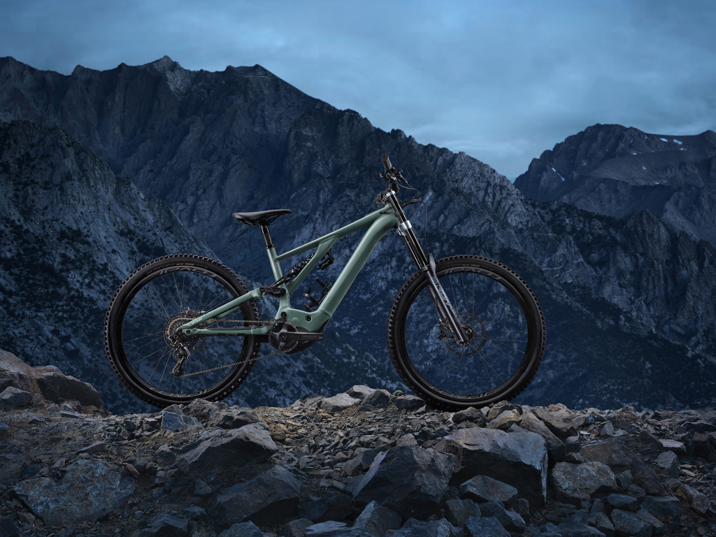 Specialized Kenevo 2020: Neue Version des Long-Travel-eMTBs [Pressemeldung]