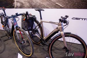 Centurion Overdrive City: Urban-Bike/Commuter mit Fazua-Antrieb [Eurobike 2019]