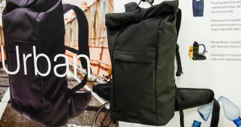 Ergon BC Urban: Ergonomischer Rucksack für den City- und Commuter-Einsatz [Eurobike 2019]