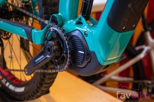 Kona Remote 160: eEnduro mit Shimano Steps E8000 [Eurobike 2019]