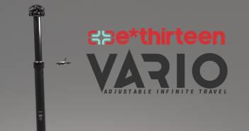 ethirteen Vario Dropper Post: Variosattelstütze mit einstellbarem Hub vorgestellt
