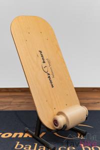 Wonkyboard Fun: Perfektes Balance-Training für Zuhause [Test]