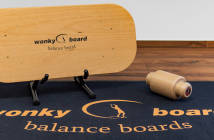 Wonkyboard Fun: Perfektes Balance-Training für Zuhause [Test]