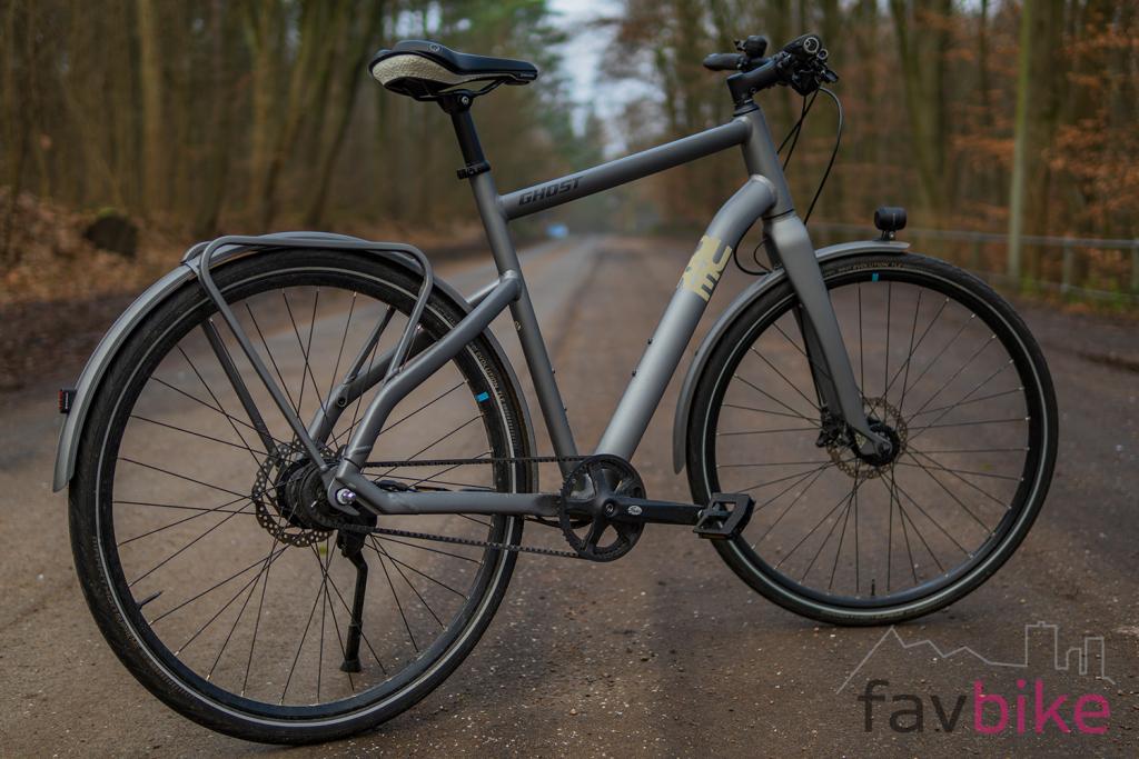 Acros Urban Pedal: Zuverlässige und hochwertige Lösung für Commuting und Stadtverkehr [Dauertest]