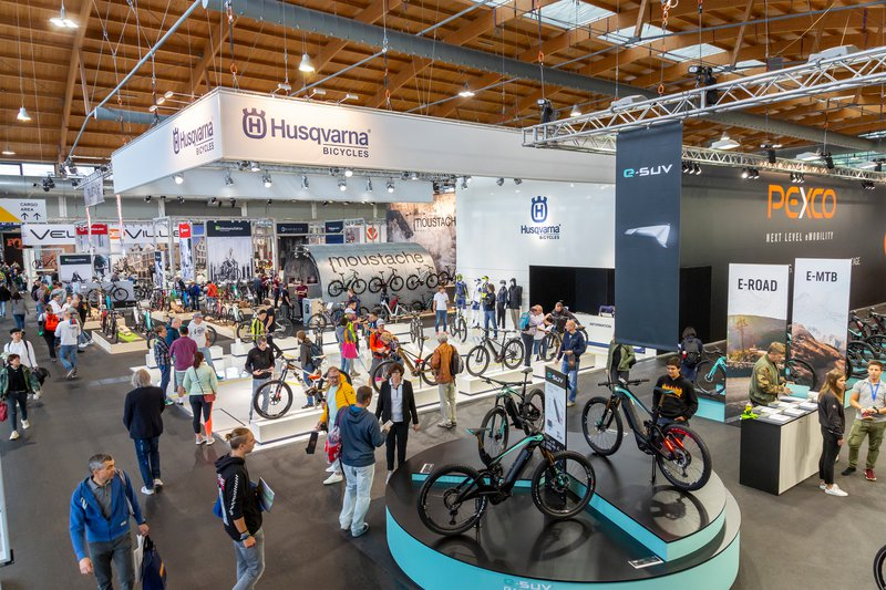 Eurobike 2020: Termin im November als B2B-Messe [Pressemeldung]
