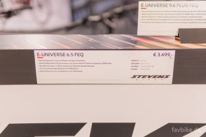 Stevens E-Universe 2021: Komfortables Crossover-Pedelec [Stevens Hausmesse 2020]