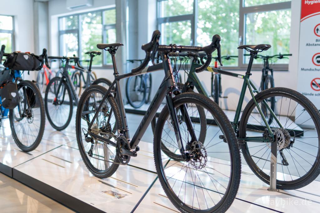 Stevens Gravel Bikes 2021: Updates für Prestige, Gavere und Tabor [Stevens Hausmesse 2020]