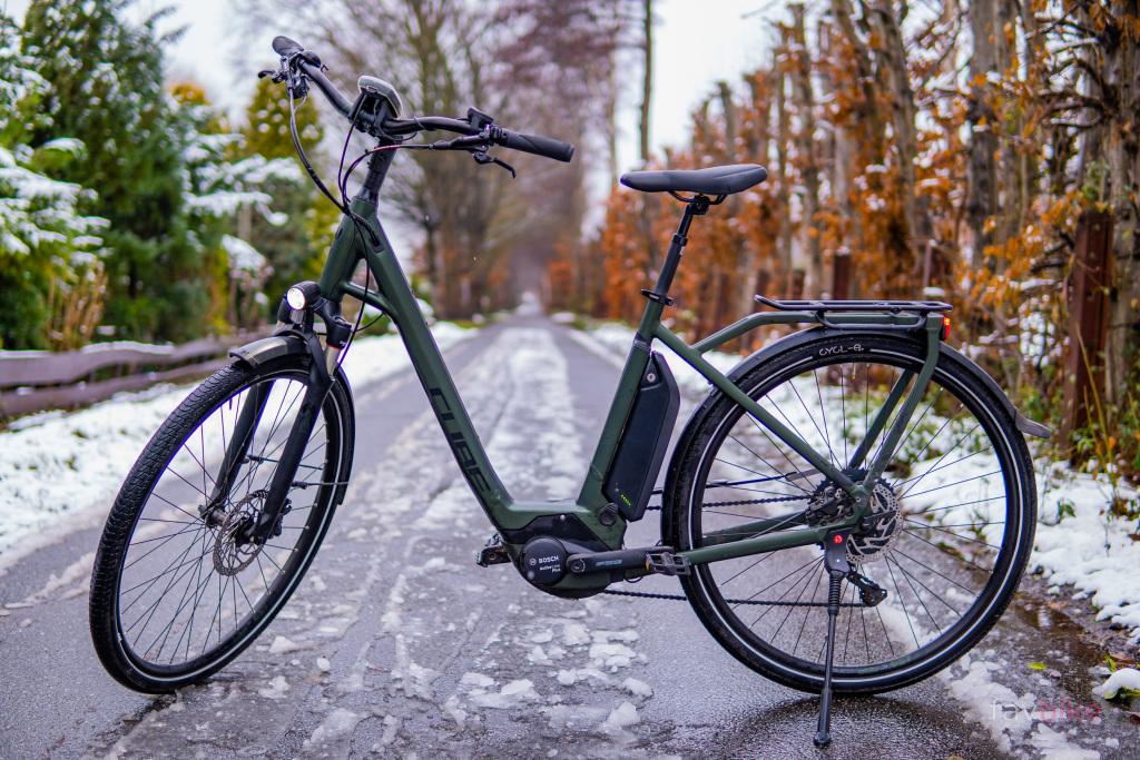 Pirelli CYCL-E WT: Winterreifen für Pendler und City-Biker [Dauertest]